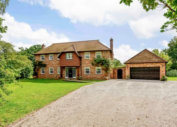 Thumbnail 4 bed detached house for sale in Hardings Lane, Mill Green, Ingatestone