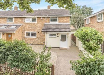 Thumbnail 3 bed end terrace house for sale in Broadwater Crescent, Stevenage, Hertfordshire, England
