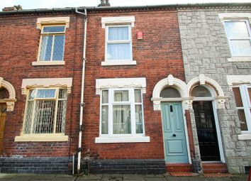 Thumbnail 2 bed terraced house for sale in Kimberley Road, Etruria, Stoke-On-Trent