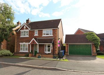 Thumbnail 4 bed detached house for sale in Rosewood Avenue, Tottington, Bury, Lancashire
