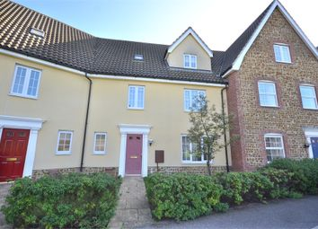 Thumbnail 4 bed town house for sale in Deas Road, South Wootton, King's Lynn