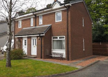 Thumbnail 2 bed semi-detached house for sale in Primrose Place, Livingston