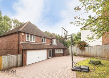 Thumbnail 4 bed detached house to rent in Wyatts Road, Chorleywood, Rickmansworth