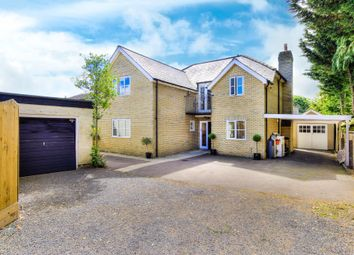 Thumbnail 5 bedroom detached house for sale in Main Street, Little Downham, Ely, Cambridgeshire