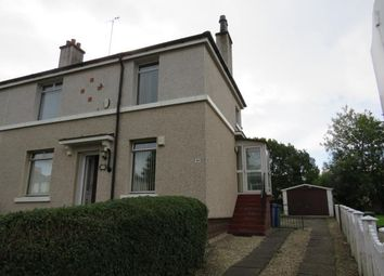 Thumbnail 2 bedroom flat to rent in Arisaig Drive, Glasgow