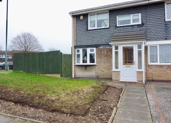Thumbnail 3 bed terraced house for sale in Rowan Way, Chelmsley Wood, Birmingham