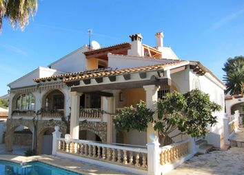 Thumbnail 7 bed villa for sale in 03724 Moraira, Alacant, Spain