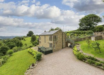 Thumbnail 4 bed detached house for sale in Woodhead, Ryecroft, Harden, Bingley, West Yorkshire