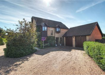 Thumbnail 4 bed detached house for sale in St. Christophers Close, Kirstead, Norwich