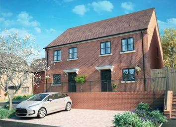 3 bed semi-detached house for sale in Plot 4, The Jam Factory, Easterton SN10