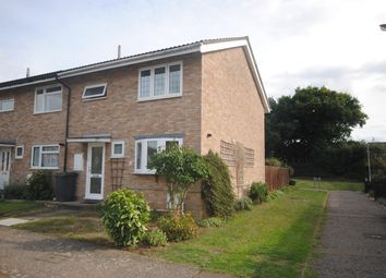 Thumbnail 3 bed end terrace house for sale in Wellington Close, Chelmsford