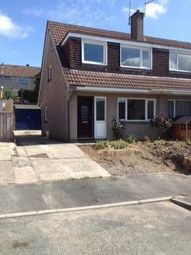 Thumbnail 3 bedroom semi-detached house to rent in Woodburn Close, Ivybridge