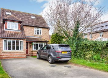 Thumbnail 5 bed detached house for sale in Manor House Drive, North Muskham, Newark