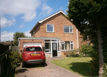Thumbnail 3 bed detached house for sale in Orchard Drive, Twyning, Tewkesbury