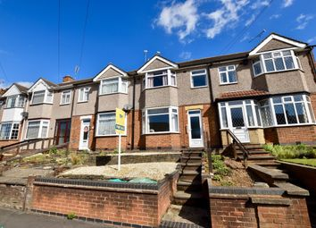 3 bed terraced house for sale in The Scotchill, Keresely, Coventry, - No Upward Chain CV6
