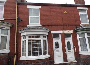 Thumbnail 2 bed terraced house for sale in Clarence Avenue, Balby, Doncaster