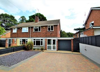 Thumbnail 4 bed semi-detached house for sale in Ancaster Road, Ipswich