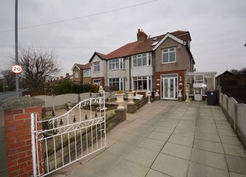 Thumbnail 6 bed semi-detached house for sale in Forefield Lane, Crosby, Liverpool