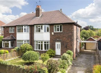 Thumbnail 3 bed semi-detached house for sale in Otley Old Road, Leeds, West Yorkshire