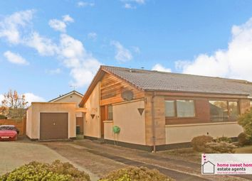 Thumbnail 3 bed semi-detached bungalow for sale in Darris Road, Inverness