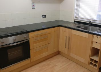 Thumbnail 1 bed flat to rent in Fareham Crescent, Wolverhampton