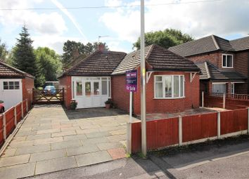 Thumbnail 2 bed detached bungalow for sale in Meriton Road, Handforth, Wilmslow