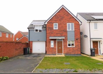 3 bed detached house for sale in Buckthorn Road, Coalville LE67
