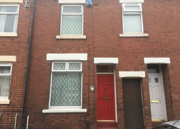 Thumbnail 2 bed terraced house to rent in John Street, Newcastle Under Lyme ., Staffordshire