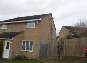 Thumbnail 2 bed semi-detached house to rent in Retford Court, Abington, Northampton