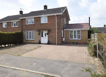 Thumbnail 4 bed semi-detached house for sale in Risedale, Caistor