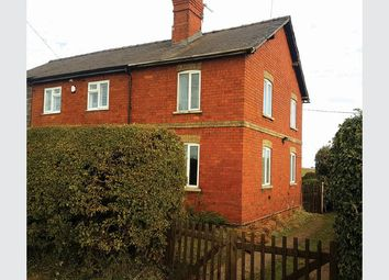 Thumbnail 3 bed semi-detached house for sale in 1 Heath Farm Cottage, Welton Road, Nr Lincoln, Lincolnshire