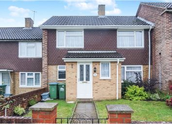 Thumbnail 3 bed terraced house for sale in Bailey Green, Townhill Park, Southampton