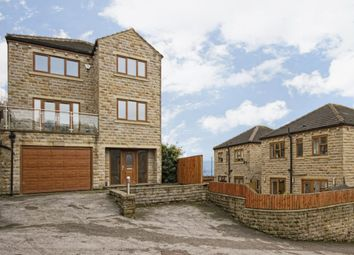 Thumbnail 5 bed detached house for sale in The Orchards, Earlsheaton, Dewsbury