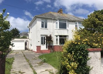 3 bed semi-detached house for sale in Newquay, Cornwall TR7