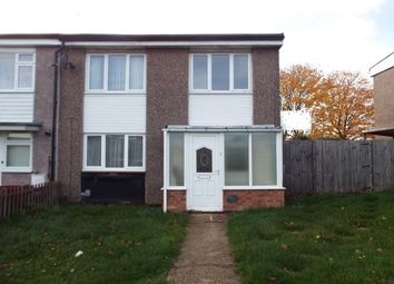 Thumbnail 3 bed end terrace house to rent in Jarden, Letchworth Garden City