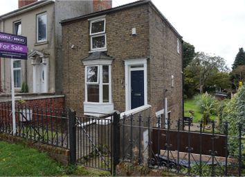 Thumbnail 3 bed detached house for sale in Witham Bank West, Boston