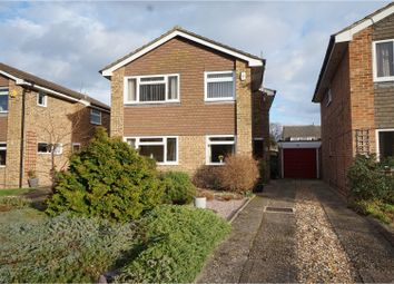 Thumbnail 4 bed detached house for sale in Woodville Close, Darby Green