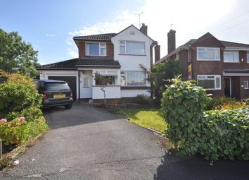 Thumbnail 3 bed detached house to rent in Dee Park Close, Heswall, Wirral