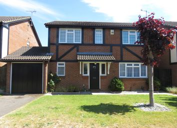 4 bed detached house for sale in Hawkfields, Luton LU2