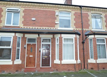 Thumbnail 3 bedroom terraced house to rent in Welford Street, Salford