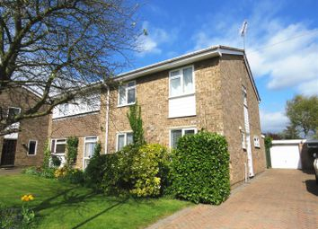 Thumbnail 3 bed property for sale in Carters Way, Swavesey, Cambridge