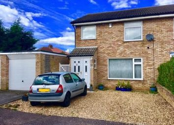 Thumbnail 3 bedroom semi-detached house for sale in Bellingham Place, Biggleswade, Bedfordshire