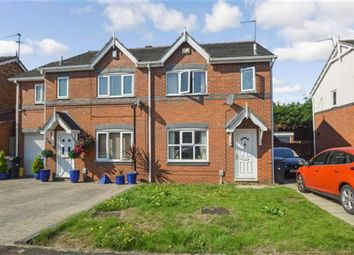 Thumbnail 3 bedroom semi-detached house for sale in Maldon Drive, Victoria Dock, Hull, East Yorkshire