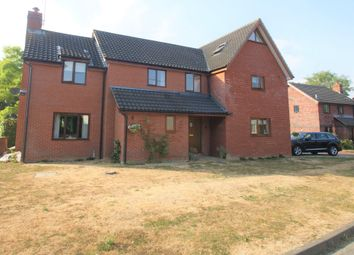 Thumbnail 7 bed detached house to rent in Chapel Close, Buxhall, Stowmarket