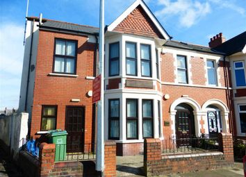 Thumbnail 4 bed semi-detached house for sale in Lansdowne Road, Canton, Cardiff