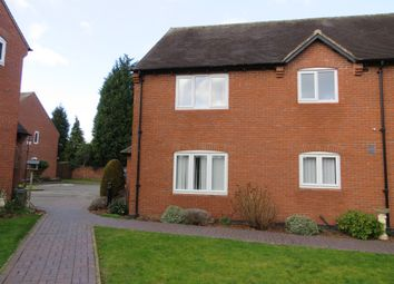 Thumbnail 2 bed flat for sale in Castle Mills, Melbourne, Derby