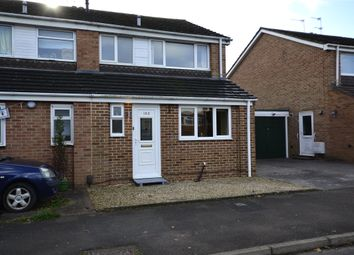 Thumbnail 3 bed detached house for sale in Burwell Drive, Witney