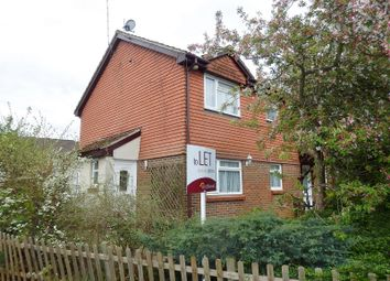 Thumbnail 1 bed end terrace house to rent in Shannon Way, Chandlers Ford, Eastleigh