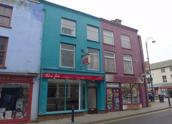 Thumbnail 5 bed property for sale in Pier Street, Aberystwyth, Dyfed