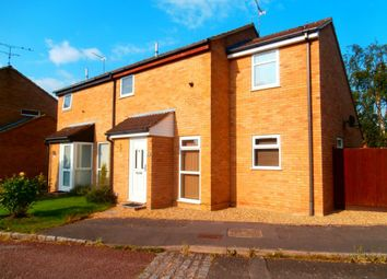 Thumbnail 2 bedroom semi-detached house to rent in Woosehill, Wokingham, Berkshire